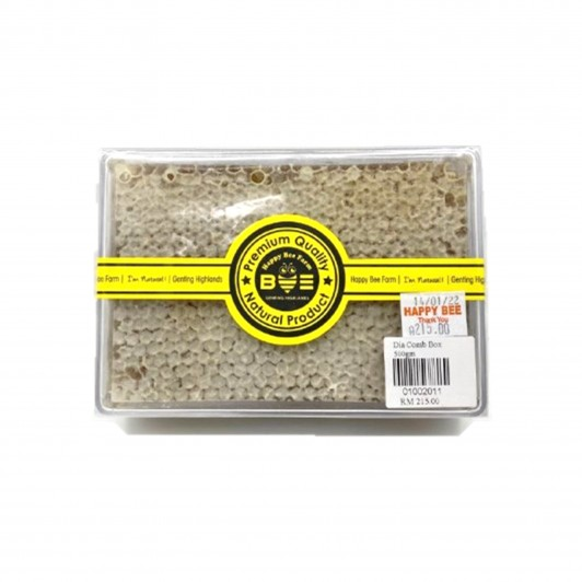 Diamond Honey Comb 500G Box