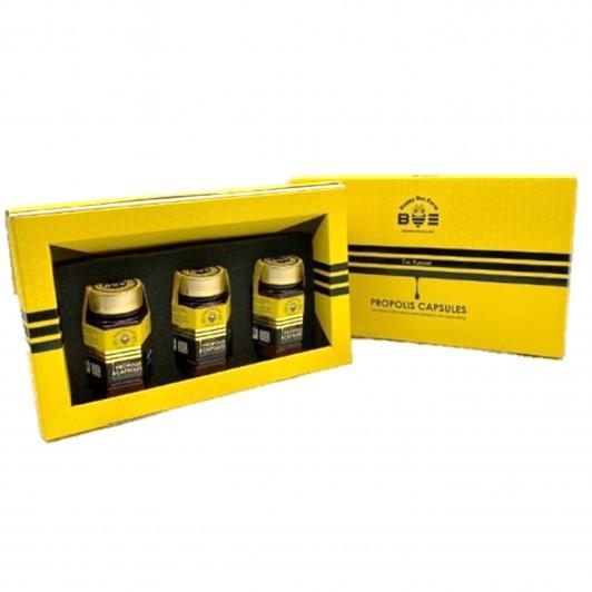 Propolis Capsule 3 in 1 (Gift Box Set)